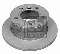 Диск тормозной (задний) MB Sprinter 308-316CDI 96- (271x16) (стальной) FEBI BILSTEIN 22858