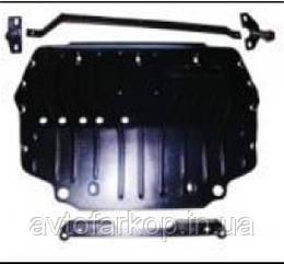 Захист паливного бака Audi Q5 (2008-2012)(Захист паливного бака Ауді Кю5) Полігон-Авто