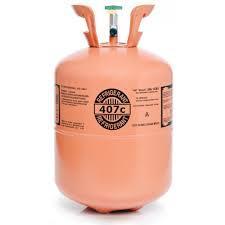 Фреон R-407c 11,3 кг (хладагент, хладон)