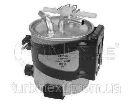 Фильтр топливный Renault Megane 1.5dCi 03- MEYLE 16-14 323 0011