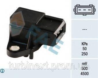 Датчик давления наддува MB Sprinter 901-904 2.9TDI 95- FAE 15024
