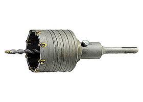 Коронка в зборі М22 х 80 мм, SDS PLUS // MTX