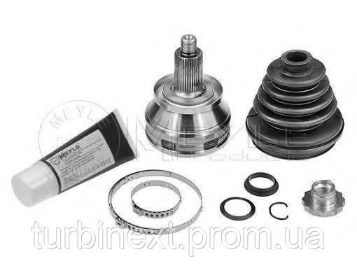Шрус (наружный) MEYLE 100 498 0118 Skoda Fabia/Roomster/VW Polo/Audi A2 1.2TDI-2.0 99- (36/30/52mm)