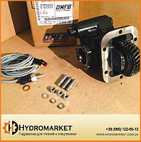 Коробка отбора мощности ISUZU КПП MYY-6S, MYY-5T, MYY-6P, MOYNB, MOYCS OMFB Италия механич вкл 021204062