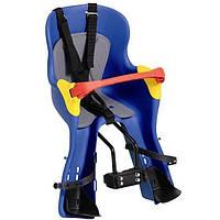 Велокресло детское HTP Design Kiki CS 202 T, blue