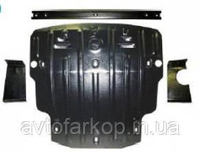Защита двигателя Infiniti FX 35 (2003-)(Защита двигателя Инфинити ФХ 35) Полигон-Авто