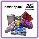 Подарочная коробочка для комплекта Клетка 8*5*3 см, фото 2