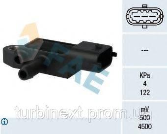 Датчик давления выхлопных газов Opel Astra H/Corsa D 1.7-1.9CDTI 05- FAE 16104