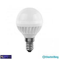 Светодиодная лампа Small Ball 5,5W, 5000K, E14 Svoya