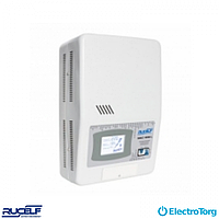 Стабилизаторы электромеханические 1-ф. (настенное исполнение, D-цифровая индикация) SDW.II-6000-L Rucelf