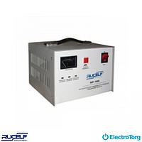 Стабилизатор электромеханический 1-ф. (D-цифровая индикация, V-вертикальное исполнение) SDF-1000 Rucelf