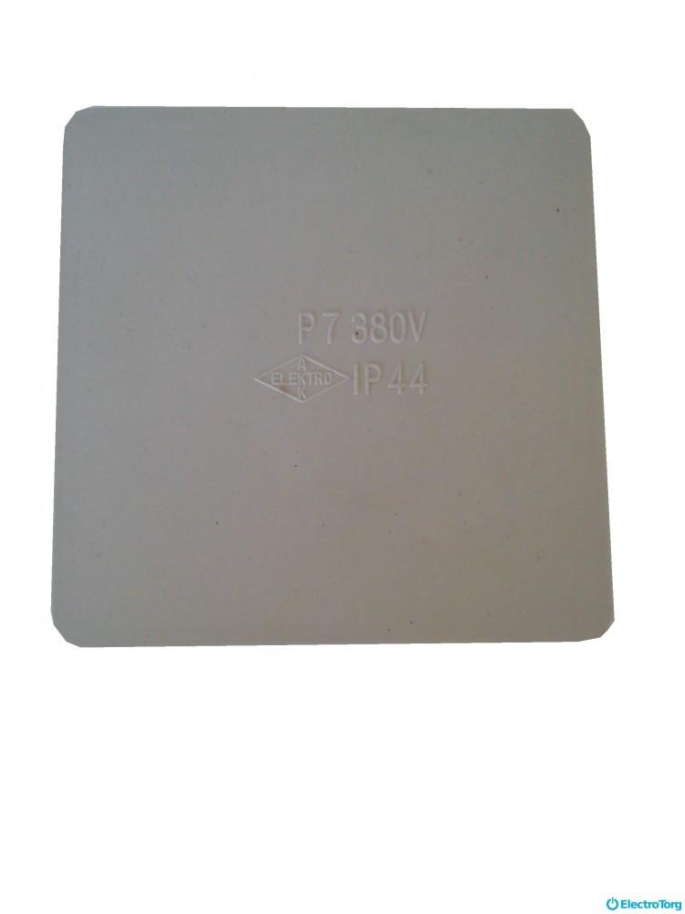 Монтажная коробка (распаячная, распределительная, соединительная) P7 Bylsan