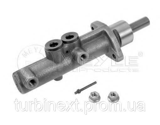 Циліндр гальмівний MEYLE 014 532 0006 (головний) MB Sprinter/VW LT 96- (d=23.81 mm) сірий чавун