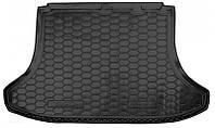 Коврики в багажник Chery Tiggo 3 (II рестайлинг) 2016 -, черные, полиуретановые (Avto-Gumm, 111588) - штука
