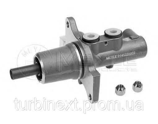 Цилиндр тормозной MEYLE 014 532 0002 (главный) MB Sprinter/VW LT 96- (d=23.81mm) алюминий