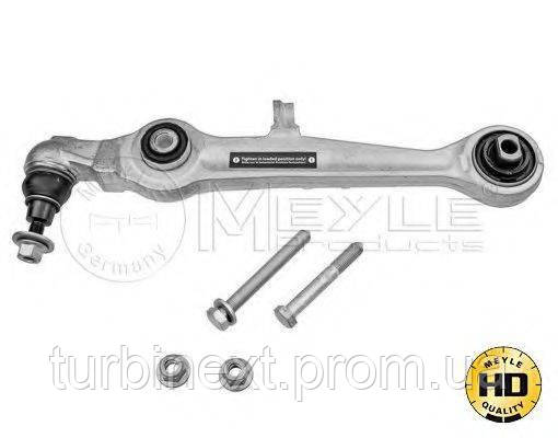 Важіль підвіски MEYLE 116 050 8228/HD (передній/знизу) Audi A4/A6/VW Passat B5 96-09 (посилений/конус 21)
