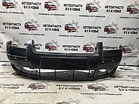 Бампер передний (под галогенки) VW Passat B5 (2000-2005) OE:3B0807217KGRU Б/у Оригинал, фото 1