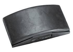 Брусок для шлифования, 125х65 мм, резиновый // SPARTA