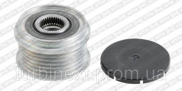 Шків генератора Fiat Doblo 1.3 D Multijet 10-/Opel Combo 1.3 CDTi SNR GA753.03