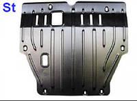 Защита двигателя и КПП Mitsubishi Space Wagon (1997-2004)(Защита двигателя Митсубиси Спей Вагон) Полигон-Авто