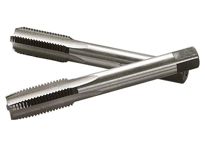 Метчик ручной М20 х 1,5 мм, комплект из 2 шт .// СИБРТЕХ 76654