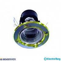 Даунлайт HD2512 CF PC/G (E27) АСКО