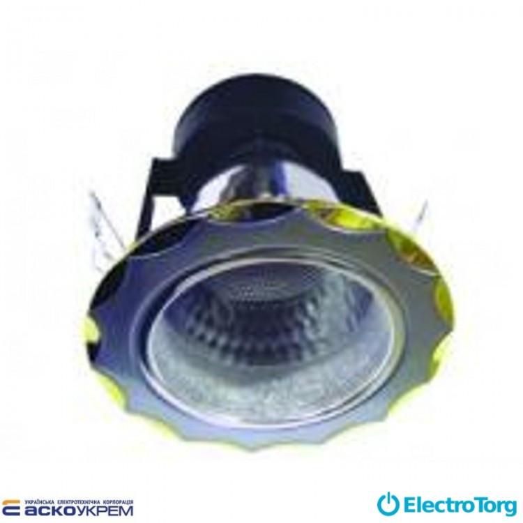 Даунлайт HD3514 CF PC/G(E27) АСКО