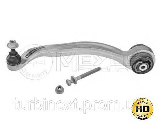 Рычаг подвески MEYLE 116 050 8299/HD (передний/снизу/сзади) (L) Audi A4/A6/A8/VW Passat 96-05 (усиленный)