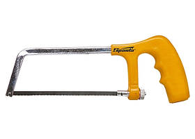 Ножовка по металлу, 150 мм, пластмассовая ручка, хромированная // SPARTA 775225
