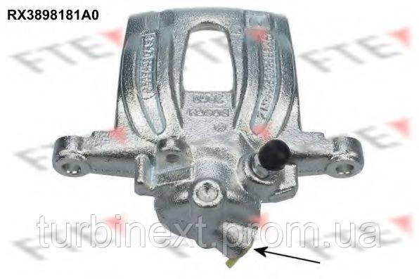Супорт гальмівний FTE RX3898181A0 (задній) (L) MB Vito (W639) 03- (d=38mm)