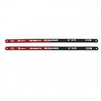 Полотна для ножовки по металлу, 300 мм, упругое, 2 шт .// MTX 777749