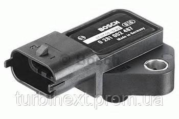 Датчик давления наддува BOSCH 0 281 002 487 Opel Astra G/H/Combo 1.7 CDTI 03-