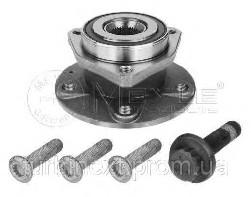 Подшипник ступицы MEYLE 100 650 1003  (передней) VW Caddy 03- (3 болты)