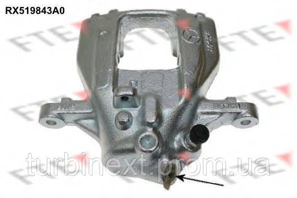 Суппорт тормозной FTE RX519843A0 (задний) (R) MB Sprinter 208-316/VW Crafter 30-35 06- (d=51mm) (Bosch)