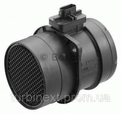 Витратомір повітря BOSCH 0 281 002 956 VW T5 2.0 TDI/Caddy 2.0 TDI/Crafter 2.0 TDI 10-