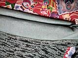 Гольфик трикотажный с начесом, фото 2
