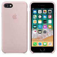 Панель Gama Silicone Case для iPhone 7 8 Pink Sand (75796) 7705a07d0bcd2