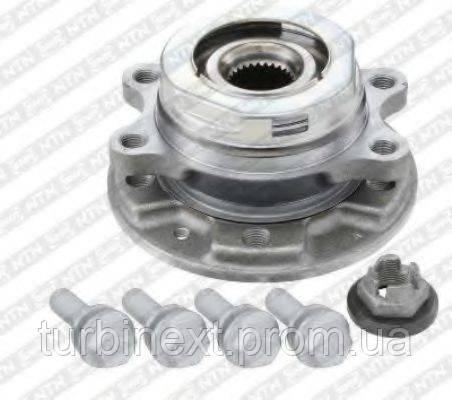 Подшипник ступицы SNR R155.86 (передней) Renault Laguna III 2.0-3.0 dCI 07-
