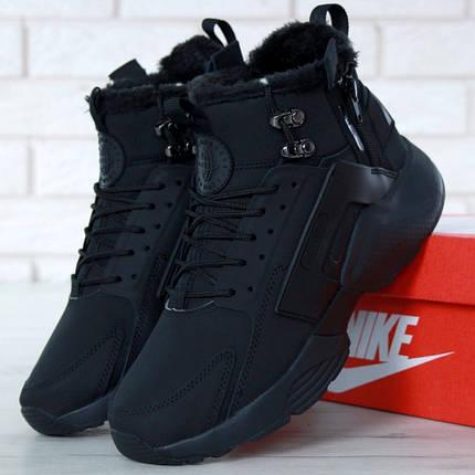 c92aa7c58395 Зимние мужские кроссовки в стиле Nike Air Huarache Acronym Winter, фото 2