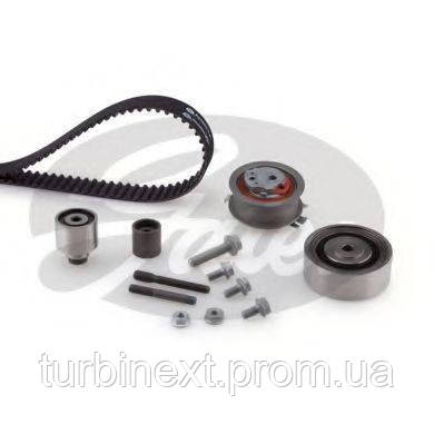 Комплект ГРМ GATES K025649XS VW T5/ Caddy/Crafter 1.6TDI-2.0TDI 09-