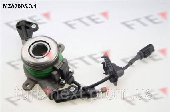 Подшипник выжимной FTE MZA3605.3.1 MB Sprinter 2.2/2.7CDI 00-06/ VW Crafter 2.5TDI 06- (Tiptronic)