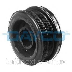 Шкив коленвала DAYCO DPV1063 BMW 5 (E60)/X5 (E70) 2.5D/3.0D 02-