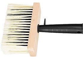 Кисть-макловица, 150 х 70 мм, шт.учна щетина, деревянный корпус, пластмассовая ручка // MTX