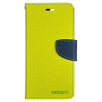 Чехол Book Cover Goospery для iPhone 7 Plus Green (00000050008)