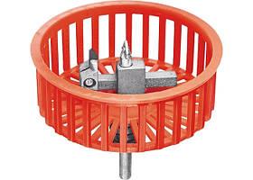 Сверло по кафелю круговое (балеринка) с защитной решеткой // MTX