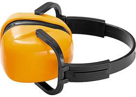 Навушники захисні, складні, пластмасові дужки // SPARTA