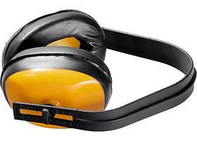 Навушники захисні, пластмасові дужки // SPARTA