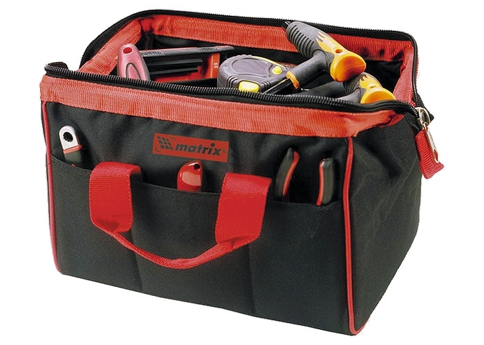 Сумка для инструмента, 14 карманов, 315мм * 215мм * 225мм // MTX 902519