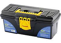 """Ящик для инструментов, 324х165х137мм (13 """"), пластик // СИБРТЕХ 90803"""