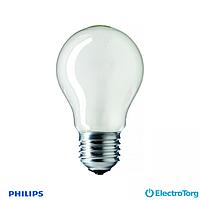 Лампа накаливания Stan 75W E27 230V A55 FR 1CT/12X10F Philips